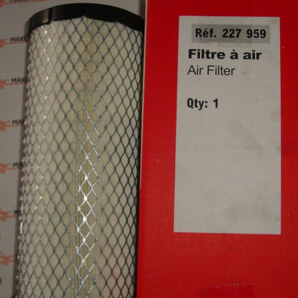 227959 Фильтр воздушный
